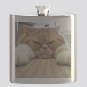 Flat Out Snoozin Flask