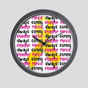 repeatedit Wall Clock
