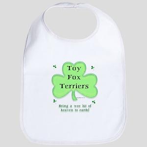 Toy Fox Heaven Bib