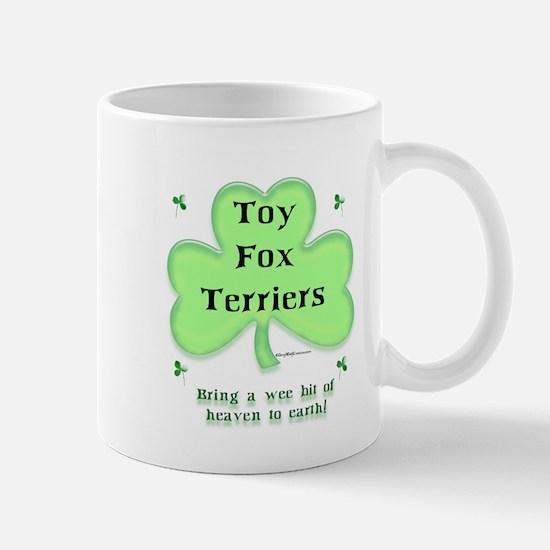 Toy Fox Heaven Mug