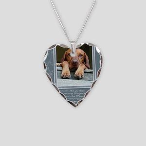 GCQ004_Rogan Necklace Heart Charm