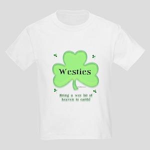 Westie Heaven Kids T-Shirt