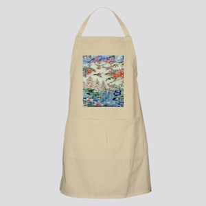 HUMMINGBIRD_STAINED_GLASS_8 BY 10 Apron