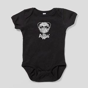 Gone Puggin' Baby Bodysuit