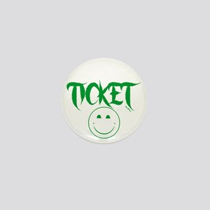 1stclassticketb Mini Button