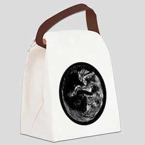 taoistcats2 Canvas Lunch Bag