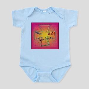 Celebrate whatever Infant Bodysuit