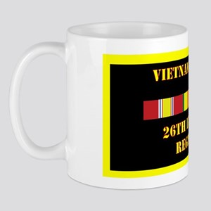 army-26th-infantry-regiment-vietnam-lp Mug