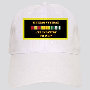 army-4th-infantry-division-vietnam-lp Cap
