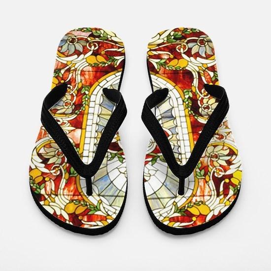 Regal_Splendor_Stained_Glass_16 20_smal Flip Flops