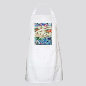 HUMMINGBIRD_STAINED_GLASS_16 20 Small Poster Apron