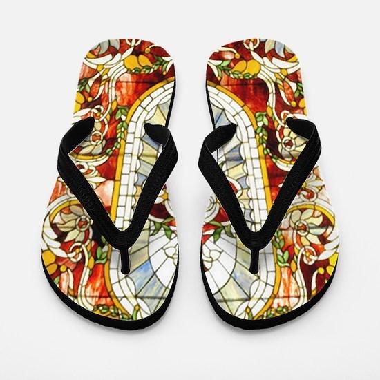 Regal_Splendor_Stained_Glass_11 17_Mini Flip Flops