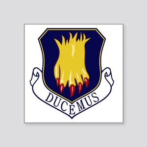 """22nd Bomb Wing - Ducemus Square Sticker 3"""" x 3"""""""