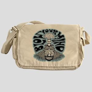 blow-mind-T Messenger Bag