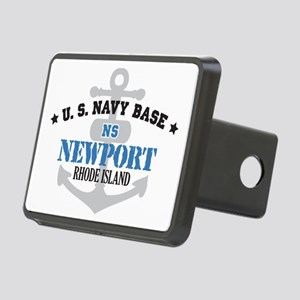 RI Newport 1 Rectangular Hitch Cover