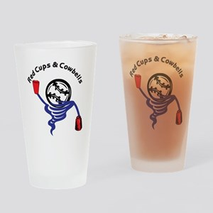 redcupcowbellras Drinking Glass