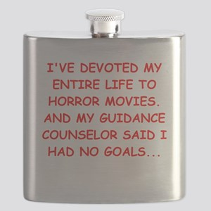horror movies Flask