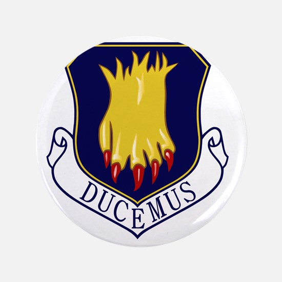 """22nd Bomb Wing - Ducemus 3.5"""" Button"""