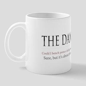 Danny System 4 Mug