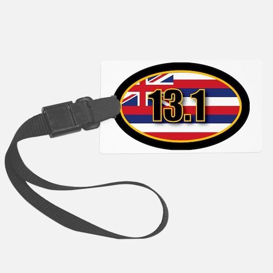 HAWAII-131-OVALsticker Luggage Tag