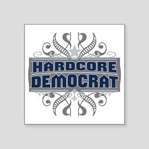 """HardcoreDemDARK2 Square Sticker 3"""" x 3"""""""