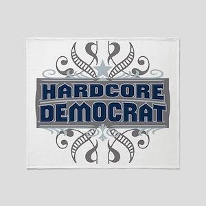 HardcoreDemDARK2 Throw Blanket