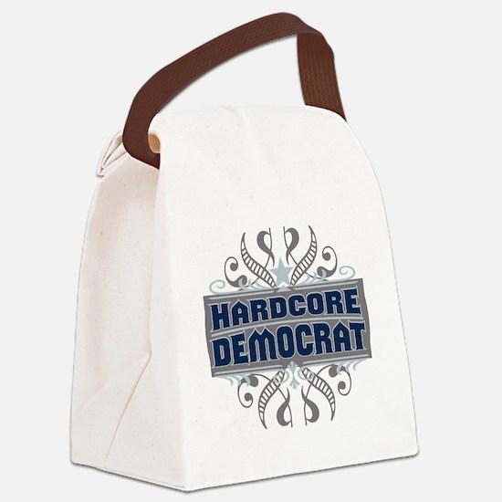HardcoreDemDARK2 Canvas Lunch Bag
