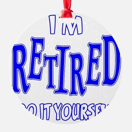 Im Retired Ornament