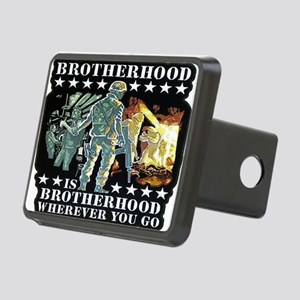 brotherhood Rectangular Hitch Cover