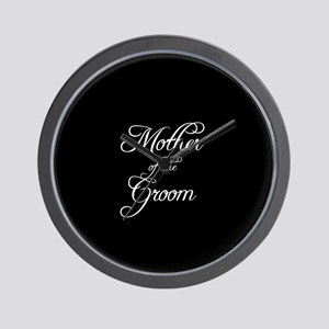 Mother Of Groom - Formal Wall Clock