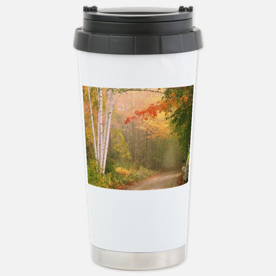 Cilley Hill Rd. U Stainless Steel Travel Mug