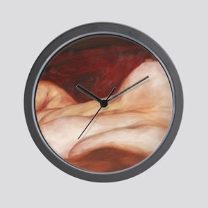 BROKENNESS_CHEST Wall Clock
