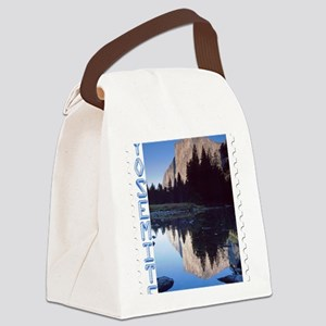 ElCap Canvas Lunch Bag