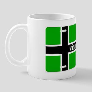V License Mug