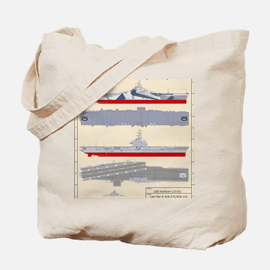 Essex-Yorktown-T-Shirt_Back Tote Bag