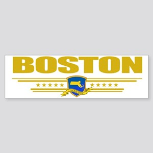 Boston (Flag 10) pocket Sticker (Bumper)