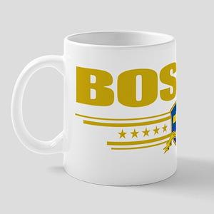 Boston (Flag 10) pocket Mug