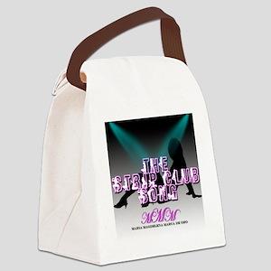 strip-club-song-album-art Canvas Lunch Bag