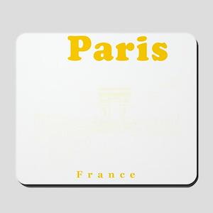 Paris_10x10_apparel_ChampsElysees_Yellow Mousepad