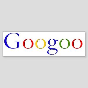 GOOGOO Sticker (Bumper)