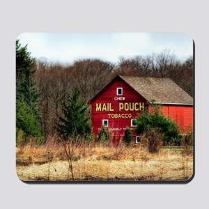 mail pouch barn (2) Mousepad