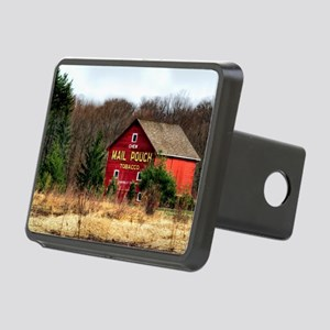 mail pouch barn (2) Rectangular Hitch Cover