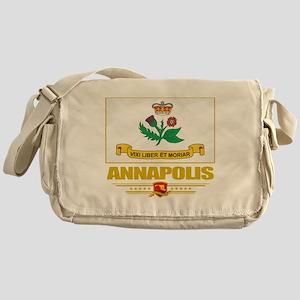 Annapolis (Flag 10) Messenger Bag