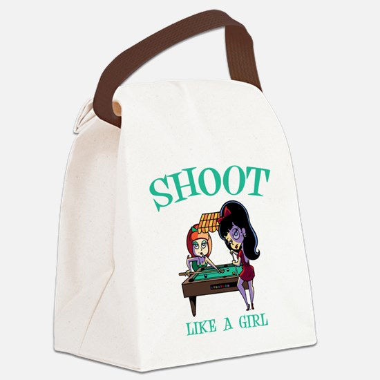 betty-pool-T Canvas Lunch Bag