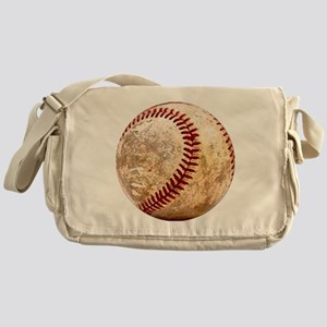 baseball_ball Messenger Bag