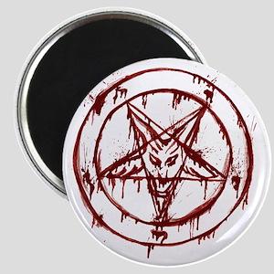 slayer pentagram Magnet