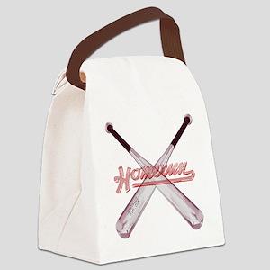 homerun Canvas Lunch Bag
