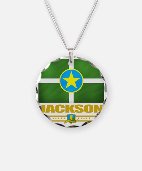 Jackson (Flag 10) Necklace