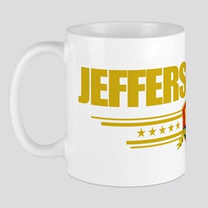 Jefferosn City (Flag 10) pocket Mug
