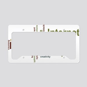 marketing mix License Plate Holder